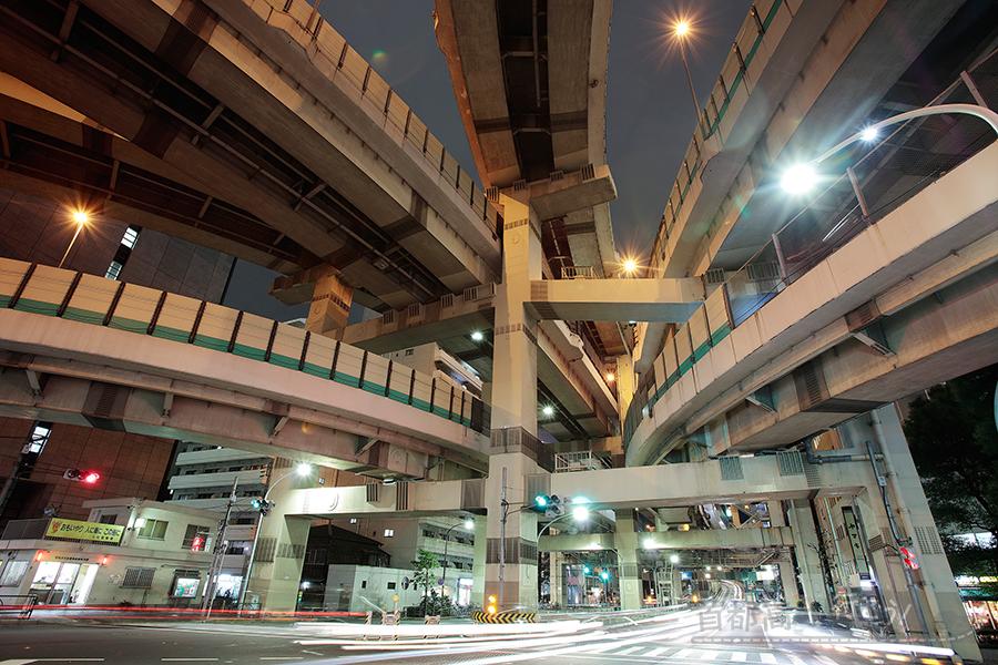 東京 夜景 ドライブ コース